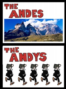 AndesAndys